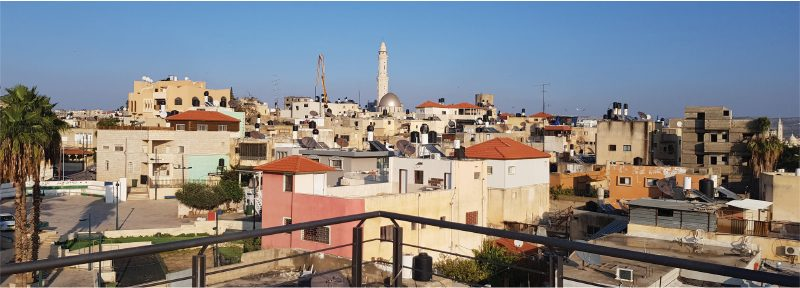 תכנון התחדשות עירונית במגזר הערבי