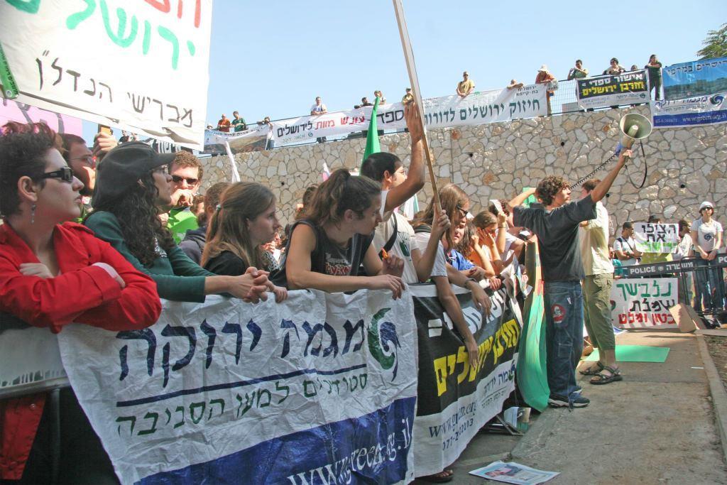 פעילים סביבתיים בישראל – מה מניע אותם?