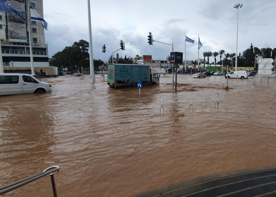 היערכות מערכת התכנון לטיפול בנחלים על רקע השיטפונות ומשבר האקלים