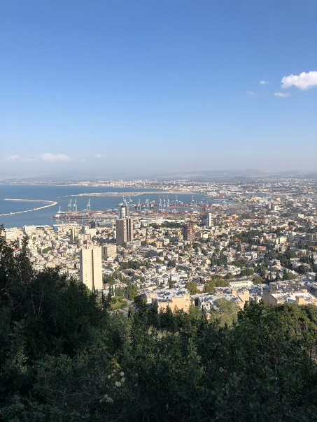 השפעת מגפת הקורונה על זיהום האוויר בישראל