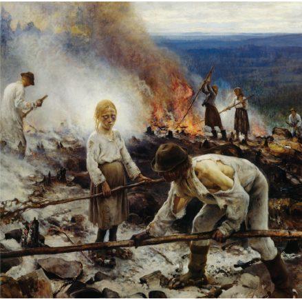 שורשי תפיסת הקיימות ביערות מרכז אירופה בתחילת המאה ה-18