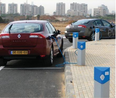 בחינת כלי מדיניות לעידוד רכישת מכוניות חשמליות