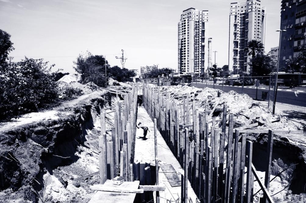 """צעדים לקראת """"ערים רגישות מים"""" בישראל – אסדרת ההשבה של מי נגר עירוני"""