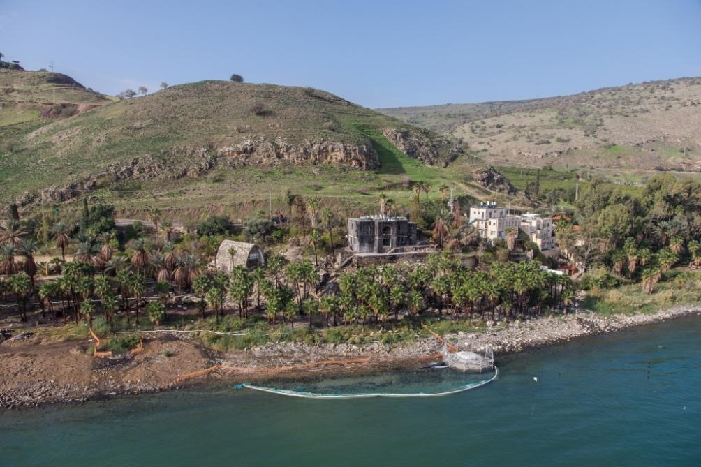 שמירת הכינרת כמקור מים אסטרטגי לנוכח הירידה בכמות המים הטבעיים באגן הכינרת