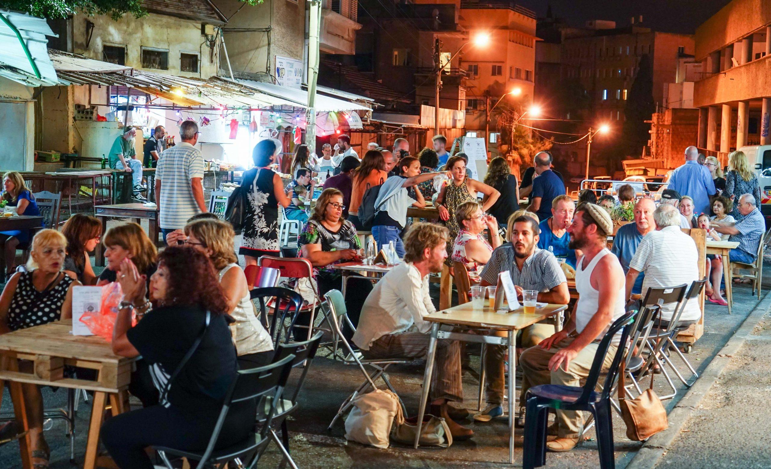 טיפוח קיימות עירונית בחיפה בצל חוסר ודאות