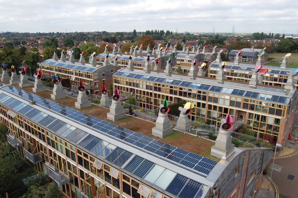 אתגר החיים בעיר באפס פליטות פחמן