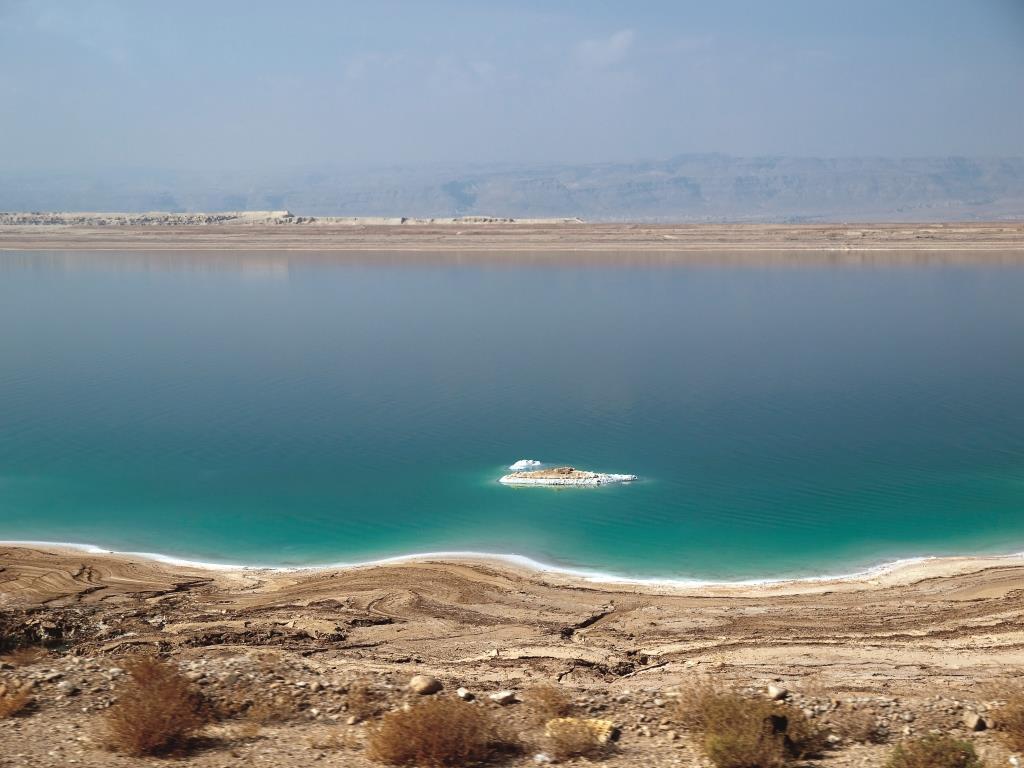 מובל הימים ממפרץ אילת לים המלח – מבדיקת היתכנות ליישום
