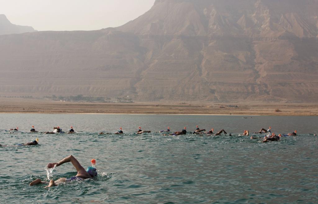הגיעו מים עד נפש – הצליחה ההיסטורית של ים המלח