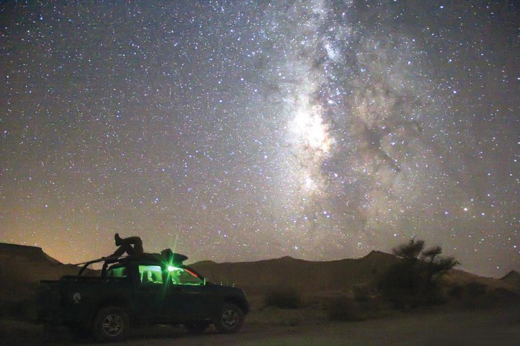 המחיר האסטרונומי של תאורה בלילה