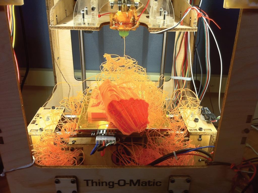 הממד הסביבתי של מדפסות תלת-ממד – חשש לרעילות תוצרי המדפסות