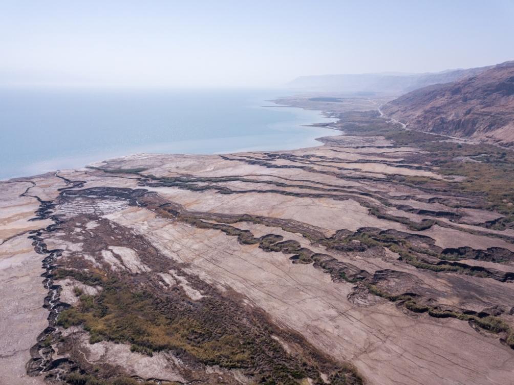 תגובת המערכת ההידרולוגית של עינות צוקים לירידת מפלס ים המלח: תצפיות ותחזיות לעתיד