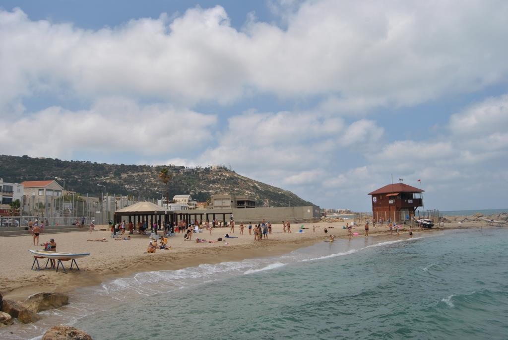 כריית חולות מפרץ חיפה למילוי רציפי הנמל החדש – חשש להרס חופי המפרץ