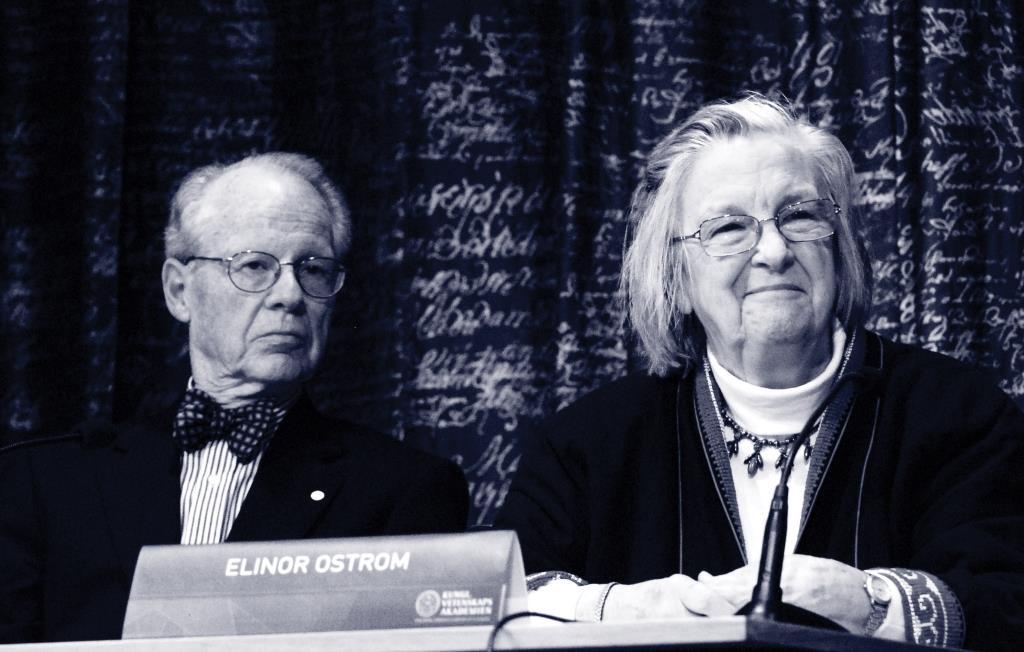 מרכיבים להצלחת הסכם אקלים לפי גישתה של אלינור אוסטרום