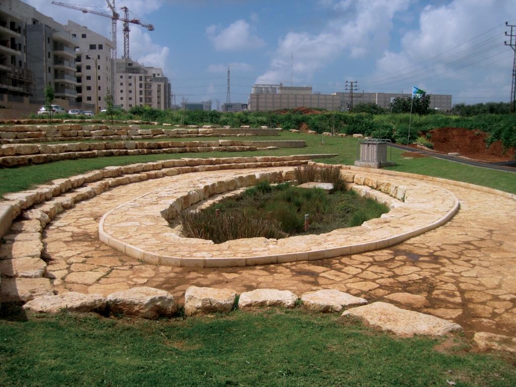 צעד ראשון ליצירת ערים רגישות מים בישראל – מיזם הביופילטר בכפר-סבא