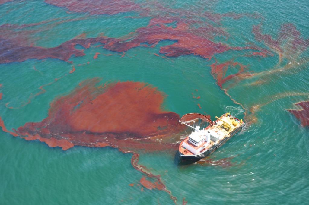 לאן יגיע הנפט במקרה של דליפה בים?