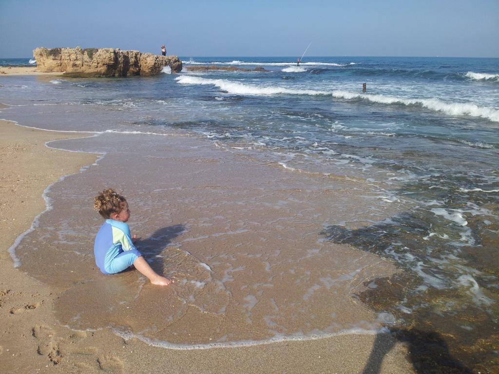 ציון 'מספיק בקושי' לים התיכון – התאמת מדד בריאות הים העולמי לישראל